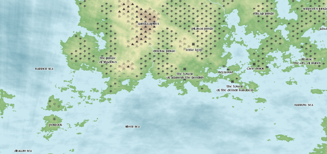 how to draw fantasy rpg maps part 2 digital double proficiency